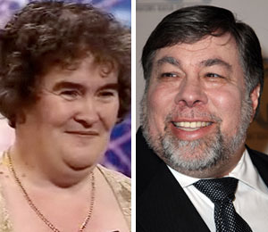 'Matchmaker' Stanger: Susan Boyle and Woz?