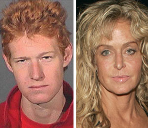 Redmond O'Neal Released Briefly to See Farrah
