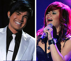 Adam and Allison: 'Idol' Dream Team