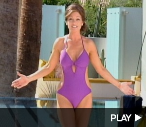 Valerie Bertinelli Back in a Bikini