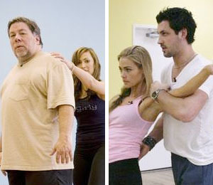 'Dancing with the Stars' Rehearsals -- RAW!