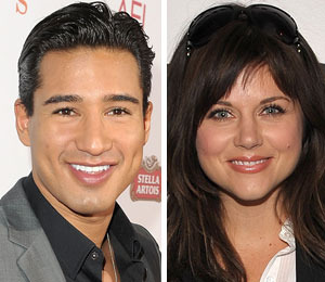 Mario Lopez 'So Happy' for Pregnant Tiffani Thiessen