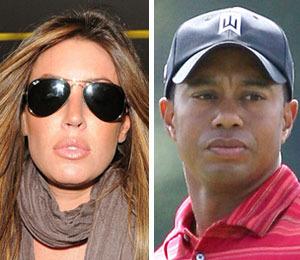 Tiger Woods, Rachel Uchitel 'Not Over'