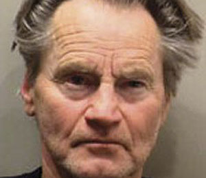 Actor Sam Shepard Slapped with DUI