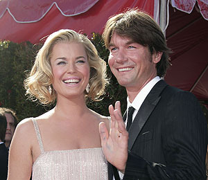 Double Joy for Romijn, O'Connell