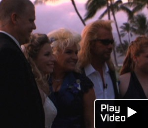 Dog the Bounty Hunter's Daughter Says 'I Do'