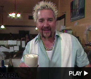 Guy Fieri's Dessert Cocktail