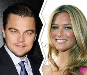 Leo DiCaprio and Bar Refaeli Split, Again