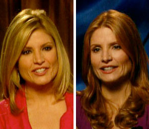 VOTE: Dayna Devon -- Blonde or Redhead?