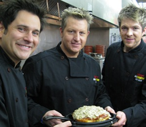 Rascal Flatts Join Denny's Rock Star Menu