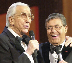Jerry Lewis on the Loss of Ed McMahon