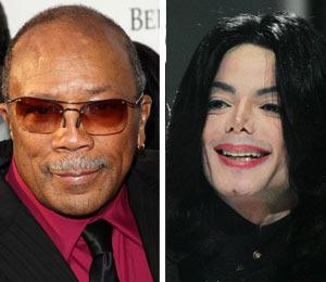 Quincy Jones 'Devastated' by Jackson Death
