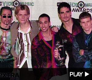 The Backstreet Boys Are Back