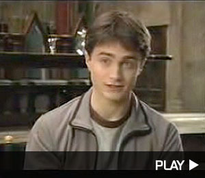 Exclusive 'Harry Potter' Clips!