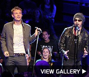 The Backstreet Boys Are Back!