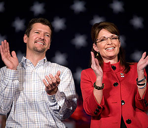 No Split for Sarah Palin