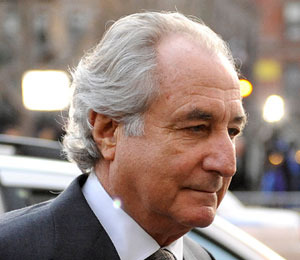 Prison Shopping with Bernie Madoff