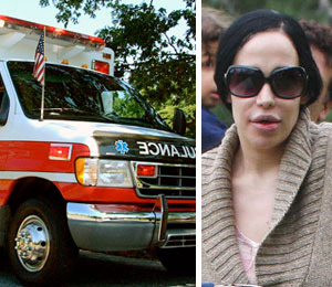 Octomom's Toddler Released from Hospital