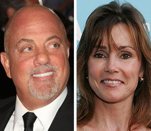 Billy Joel Moving on with Soap Star