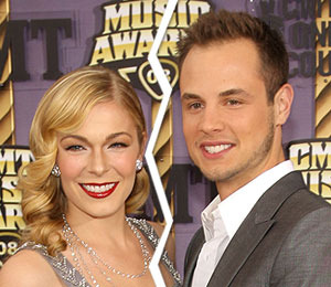 Dean Sheremet Files for Divorce from LeAnn Rimes