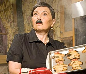 Roseanne Barr Becomes Hilter?!