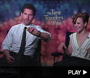 Quiz Time for Rachel McAdams and Eric Bana