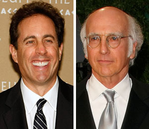 'Seinfeld' Cast to Reunite on 'Curb'