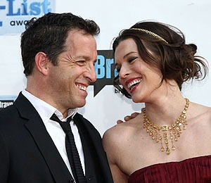 Milla Jovovich Ties the Knot