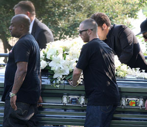 Adam Goldstein Laid to Rest