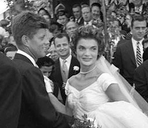 Jackie's Wedding Day