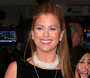 'Dancing's' Kathy Ireland Gets Stitches