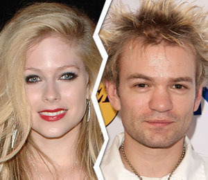 Avril Lavigne and Deryck Whibley to Divorce!