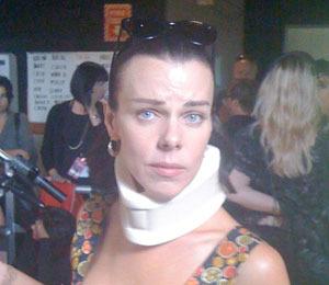 Debi Mazar Rushed to the Hospital