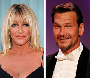 Suzanne Somers Apologizes for Swayze Comments