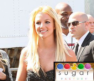 Sweet! Britney Blows $3K on Candy