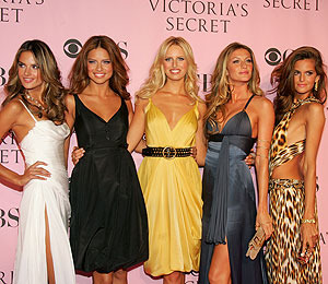 Victoria's Secret: Angel Casting Call
