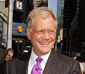 Letterman Pix, Email Used as Extortion Leverage