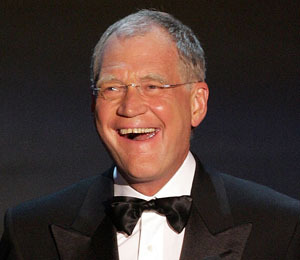 Letterman Still Laughing on 'Late Night'