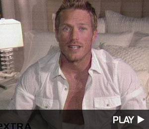 Sexy Jason Lewis... in Bed!