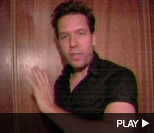 Dane Cook Laughs It Up in Vegas
