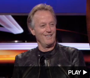 Peter Fonda Admits He Smoked Real Pot in 'Easy Rider'