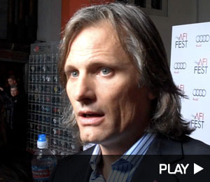 Viggo Mortensen Talks about 'The Road'