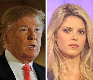 Trump: Carrie Prejean 'Should Be Ashamed'