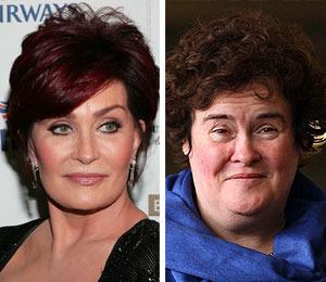 Sharon Osbourne Apologizes to Susan Boyle