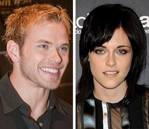 Kellan Lutz 'Would Love to Kiss' Co-Star Kristen Stewart