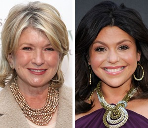 Vote: Is Martha Stewart or Rachael Ray the Better Cook?