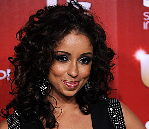 Mya: The 'DWTS' Trophy 'Is Mine'
