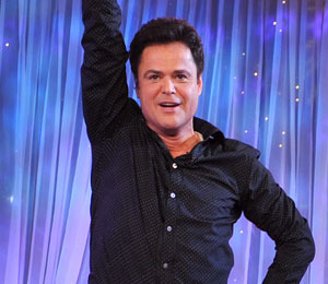 Osmond 'Running on Adrenaline' After 'DWTS' Win
