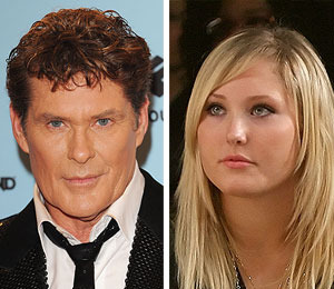 David Hasselhoff's Daughter: Dad 'Collapsed'