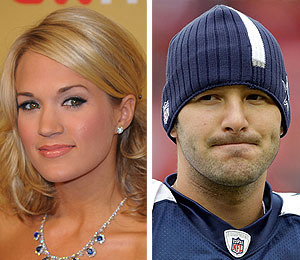 Carrie Underwood: Tony Romo 'Did Me Wrong'